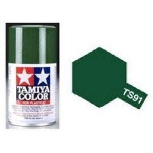 Tamiya America Inc. . TAM TS-91 DARK GREEN GSDF