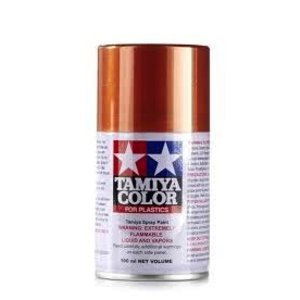 Tamiya America Inc. . TAM TS-92 METALLIC ORANGE