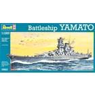 Revell of Germany . RVL 1/1200 YAMATO