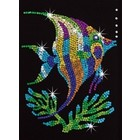 KSG Limited . KSG SEQUIN ART FISH