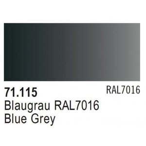 Vallejo Paints . VLJ BLUEGREY RAL7016