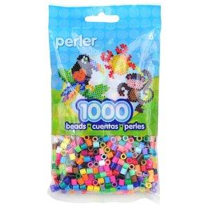 Perler (beads) PRL MULTI PERLER BEADS 1000
