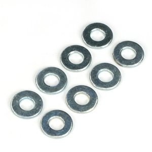 Du Bro Products . DUB #4 FLAT WASHER