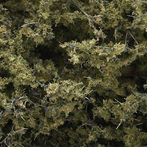 Woodland Scenics . WOO FINE LEAF FOLIAGE OLIVE GREEN