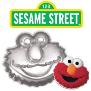 Wilton Products . WIL PAN ELMO FACE CAKE