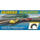 Scalextric . SCT TRACK EXTENSION PACK 1