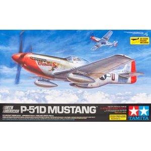 Tamiya America Inc. . TAM 1/32 NORTH AMER P-51D MU