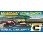 Scalextric . SCT TRACK EXTENSION PACK-3