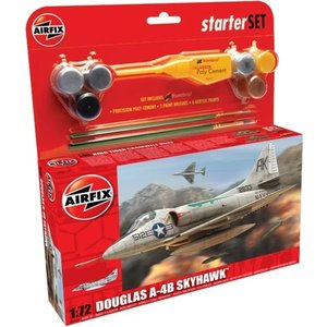 Airfix . ARX 1/72 Douglas A-4 Skyhawk Gift