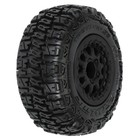 Pro Line Racing . PRO TRENCHER SC M2 MNT RENEGADE WHL BLK