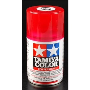 Tamiya America Inc. . TAM TS-74 CLEAR RED
