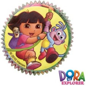 Wilton Products . WIL DORA BAKING CUPS