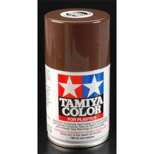 Tamiya America Inc. . TAM TS-69 LINOLEUM DECK BROWN
