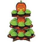 Wilton Products . WIL CUPCAKE/TREAT STAND PUMPKIN