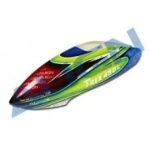 Align RC . AGN 450L PAINTED CANOPY