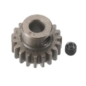 Robinson Racing Products . RRP 19T 5MM TRA .8 MOD PINION