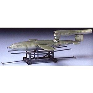 Tamiya America Inc. . TAM 1/48 FIESLER FI103 V1 FLYING B