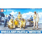 Team Magic . TMA WWII USN PILOTS W/TUG