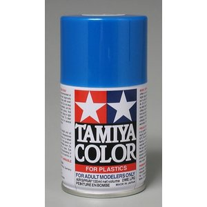 Tamiya America Inc. . TAM TS-54 METALLIC BLUE LIGHT