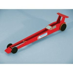 Midwest Products Co. . MID DRAGSTER ACTIVITY KIT