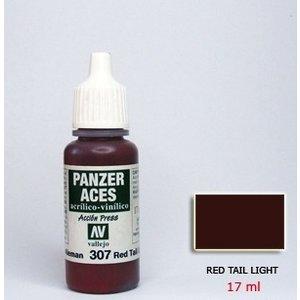 Vallejo Paints . VLJ GERMAN RED TAIL LIGHT