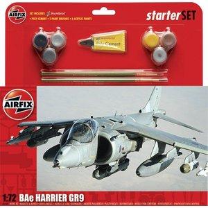 Airfix . ARX 1/72 Bae Harrier GR9