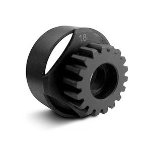 Hobby Products Intl. . HPI RACING CLUTCH BELL 18T SAVAGE