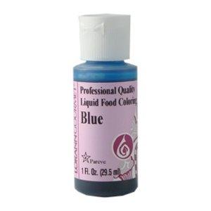 Lorann Gourmet . LAO LIQUID FOOD COLOR BLUE