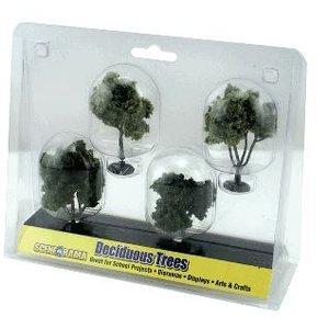 Woodland Scenics . WOO SAR DECIDUOUS TREES