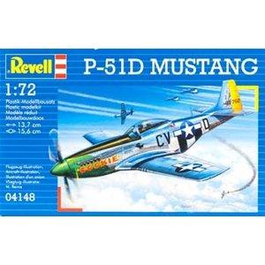 Revell of Germany . RVL 1/72 P-51 D MUSTANG