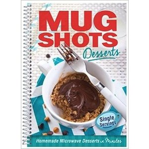 CQ Product CQP MUG SHOTS DESSERTS COOK BK PM Hobbycraft - Cqp cuisine