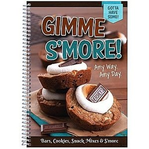 CQ Product CQP GIMME SMORE COOK BOOK PM Hobbycraft - Cqp cuisine