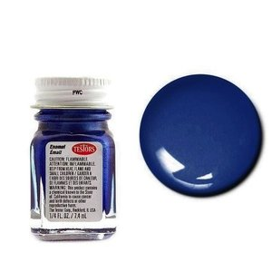 Testors Corp. . TES ENAMEL 1/4 OZ ARCTIC BLUE
