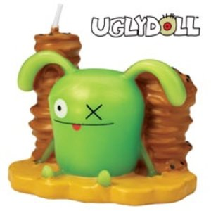 Wilton Products . WIL CANDLE UGLY DOLLS