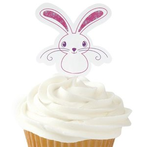 Wilton Products . WIL FUN PIX BUNNY WITH TAIL