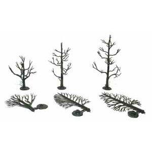 "Woodland Scenics . WOO DECIDUOUS TREE ARMATURES3""-5"""