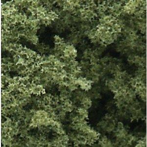 Woodland Scenics . WOO FOLIAGE CLUSTERS LIGHT GREEN