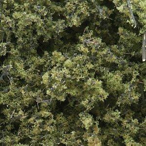 Woodland Scenics . WOO FINE LEAF FOLIAGE LIGHT GREEN