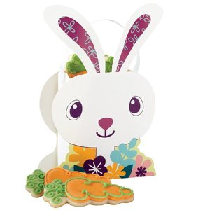 Wilton Products . WIL BAG TREAT SWEET SPRING BUNNY