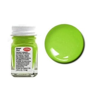 Testors Corp. . TES ENAMEL 1/4 OZ SUBLIME GREEN