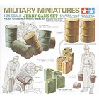 Tamiya America Inc. . TAM 1/35 Jerry Can Set