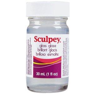 Sculpey/Polyform . SCU SCULPEY GLAZE GLOSSY