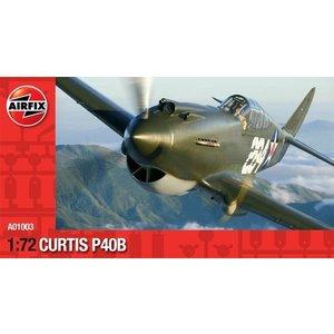 Airfix . ARX 1/48 Curtis P40B