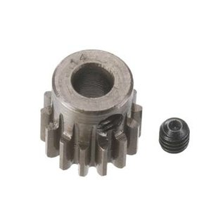 Robinson Racing Products . RRP 14T 5MM TRA .8 MOD PINION