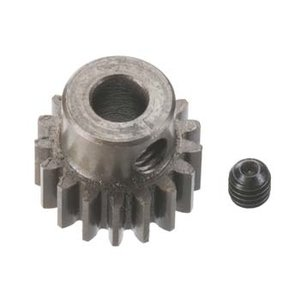 Robinson Racing Products . RRP 17T 5MM TRA .8 MOD PINION