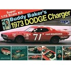 MPC . MPC 1/16 73 DODGE CHARGER STK CAR