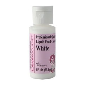 Lorann Gourmet . LAO LIQUID FOOD COLOR WHITE