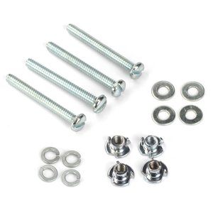 Du Bro Products . DUB MTG Bolts & Nuts 6-32 X 1 1/4