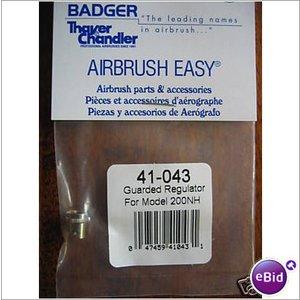 Badger Air.Brush Co . BAD GUARDED REGULATOR