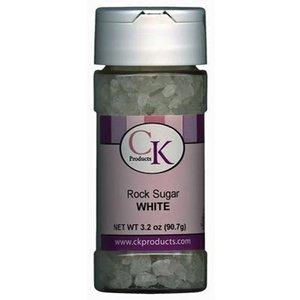 CK Products . CKP WHITE ROCK SUGAR